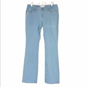 NOBO Jeans Mid-Rise Bootcut Light Blue 30x31.5